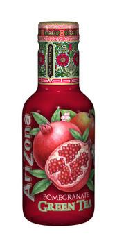 Arizona AriZona - ice tea pomegranat50cl- 6 flessen
