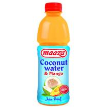 MAAZA - coconutwater mango 50cl - 12 stuks