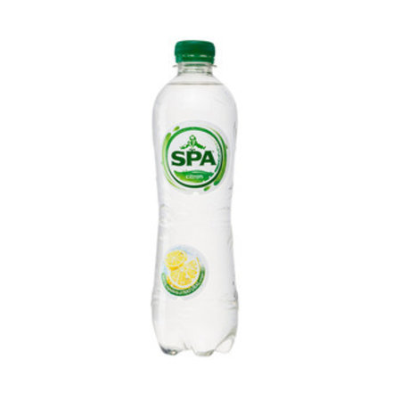 Spa Spa - citron 100%nat 50cl pet - 6 flessen