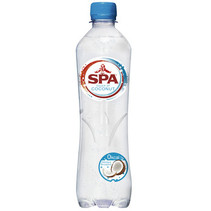 Spa - touch of coconut 50cl - 6 flessen