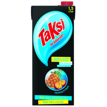 Taksi - tropisch fruit 1,5lt pakken- 8 pakken