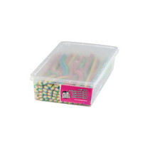 Candy Dudes - Cd Sour Tutti Frutti 70St, 70 Stuks