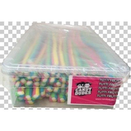 Candy Dudes Candy Dudes - tutti frutti 70st - 70 stuks