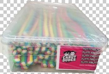 Candy Dudes Candy Dudes - Cd Tutti Frutti 70St, 70 Stuks