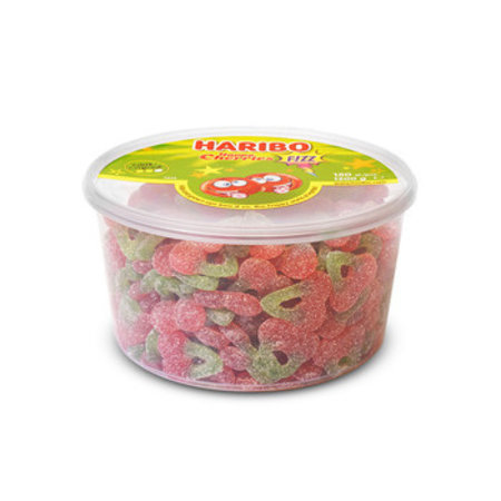 Haribo Haribo - happy cherry f!zz - 150 stuks