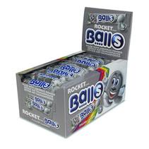 Rocket Balls - rocket balls-salmiak kogels 5pack - 50 5 pack