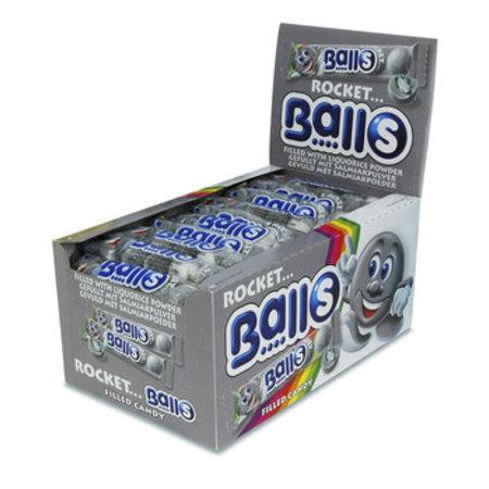 Rocket Balls Rocket Balls - Salmiak Kogels 5Pack, 50 5 Pack