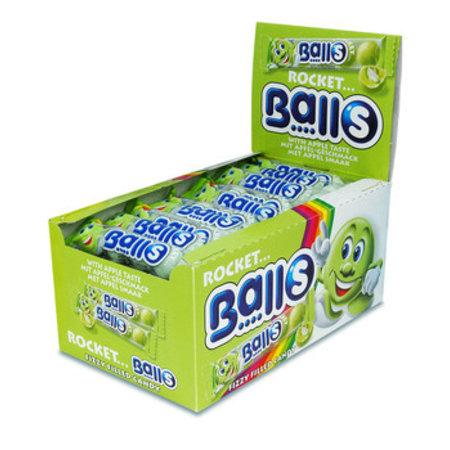 Rocket Balls Rocket Balls - zure kogels appel 5pack - 50 5 pack