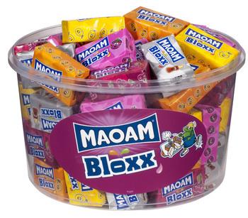 Maoam Maoam - Bloxx, 50 Stuks
