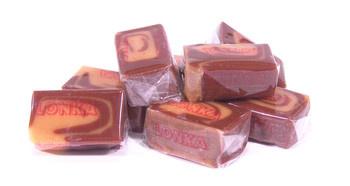 Lonka Lonka - soft car. vanille/chocolade - 2 kilo