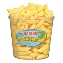 Haribo - schuim bananen - 150 stuks
