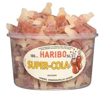 Haribo Haribo - Fg Super Cola, 150 Stuks