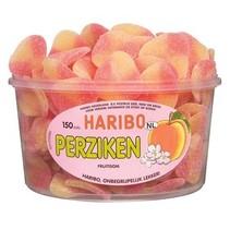 Haribo - fg perziken - 150 stuks