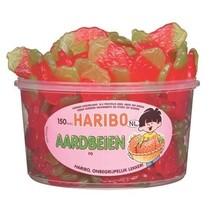 Haribo - Fg Aardbeien, 150 Stuks