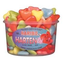 Haribo - schuim harten - 150 stuks