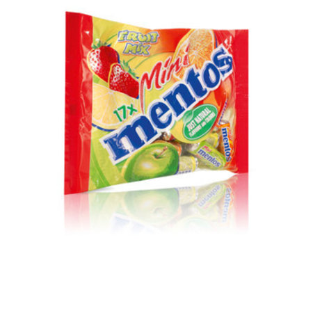 Mentos MENTOS - mini - 12 zakken