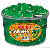 Haribo - kikkers - 150 stuks