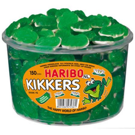Haribo Haribo - kikkers - 150 stuks