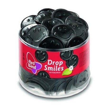 Red Band Red Band - Drop Smiles, 100 Stuks