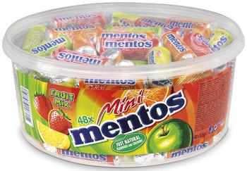 Mentos Mentos - Mini Mentos Silo, 1 Silo