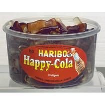 Haribo - fg colaflesjes groot - 150 stuks