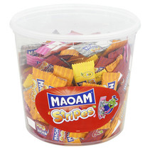 Maoam - Maoam Stripes, 150 Stuks