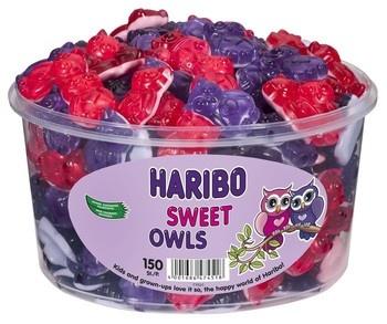 Haribo Haribo - sweet owls - 150 stuks