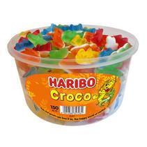 Haribo - Croco, 150 Stuks