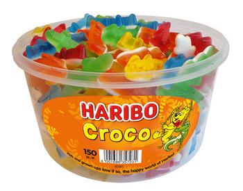 Haribo Haribo - haribo-croco - 150 stuks