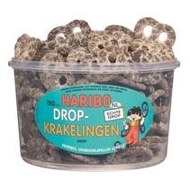 Haribo - drop krakelingen - 150 stuks