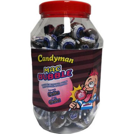 Mr Bubble Mr Bubble - Mr.Bubble Colasmaak, 100 Stuks