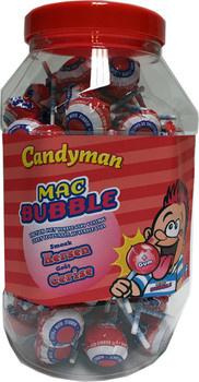 Mr Bubble Mr Bubble - Mr.Bubble Kersensmaak, 100 Stuks