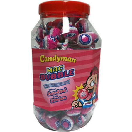 Mr Bubble Mr Bubble - met aardbei - 100 stuks