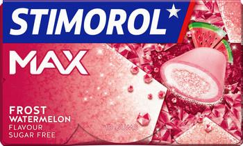 Stimorol Stimorol - max frost watermelon - 16 pakken