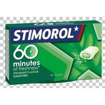 Stimorol - 60 minutes spearmint - 16 pakken