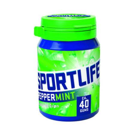 Sportlife Sportlife - Sportlife Pot Peppermint 57Gr, 6 Stuks