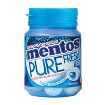 MENTOS - gum pure freshmint - 6 stuks