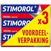 Stimorol - Stimorol Original 3Pack Foil, 12 3 Pack