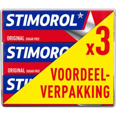 Stimorol Stimorol - original 3pack foil - 12 3 pack