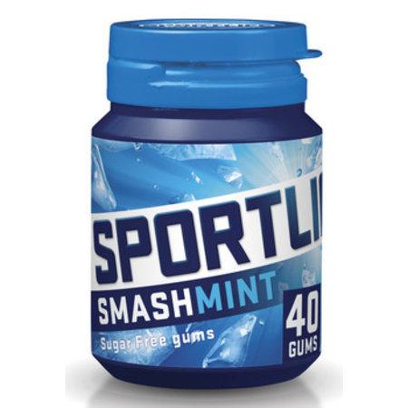 Sportlife Sportlife - pot 40st smashmint - 6 stuks