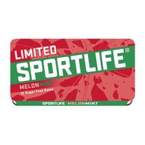 Sportlife - melonmint 17gr - 48 stuks