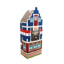 Holland Foodz - snoephuisje dropstokjes - 12 geschenkverpakkenkingen