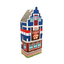Holland Foodz - snoephuisje kaneelkussentjes - 12 geschenkverpakkenkingen