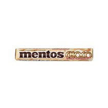 Mentos - Mentos Single Choco White, 24 Rollen