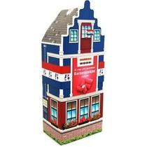 Holland Foodz - snoephuisje kersenstokjes - 12 geschenkverpakkenkingen