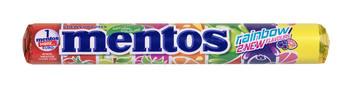 Mentos MENTOS - rainbow rol - 40 rollen