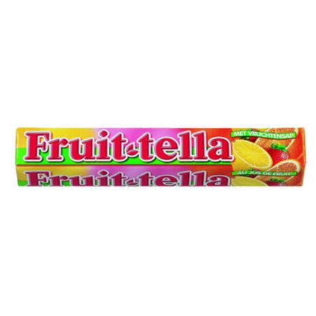 Fruittella Fruittella - Fruittella Summer Fruit Single, 20 Rollen