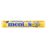MENTOS - say hello lemonade rol - 40 rollen