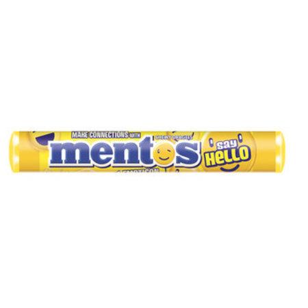 Mentos Mentos - Mentos Say Hello Lemonade Rol, 40 Rollen