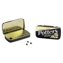 Potters - Potter'S Original Zwart, 36 Blikken